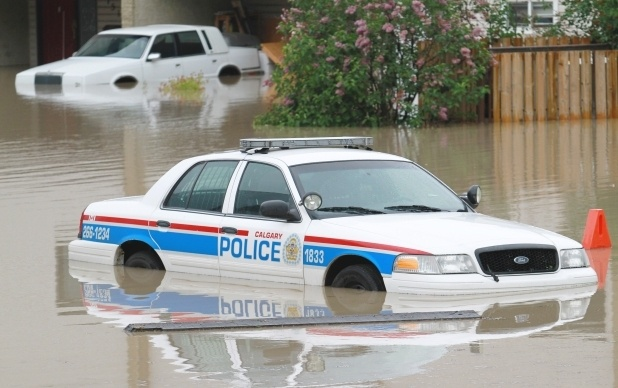 Flood Awareness Training for Law Enforcement course image