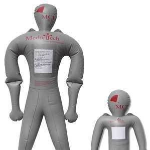 Mass Casualty Mannequin