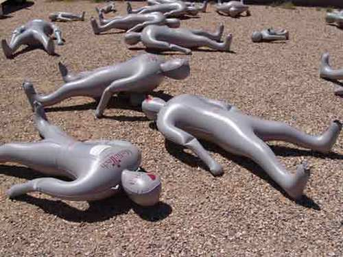 Mass Casualty MCI Mannequin