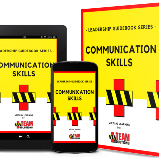 Communication Skills Guidebook Bundle by TEAM Solutions
