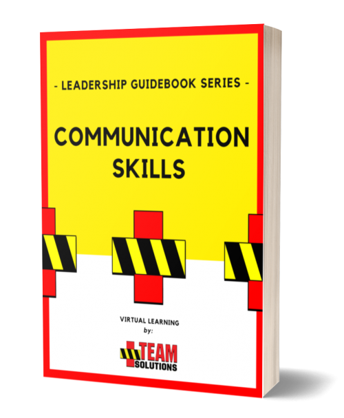 Guidebook-Series-Communication-Skills by TEAM Solutions
