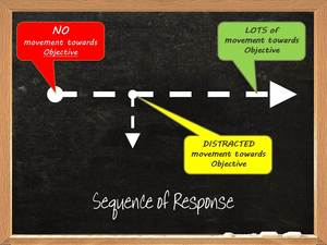 sequence of response (2)